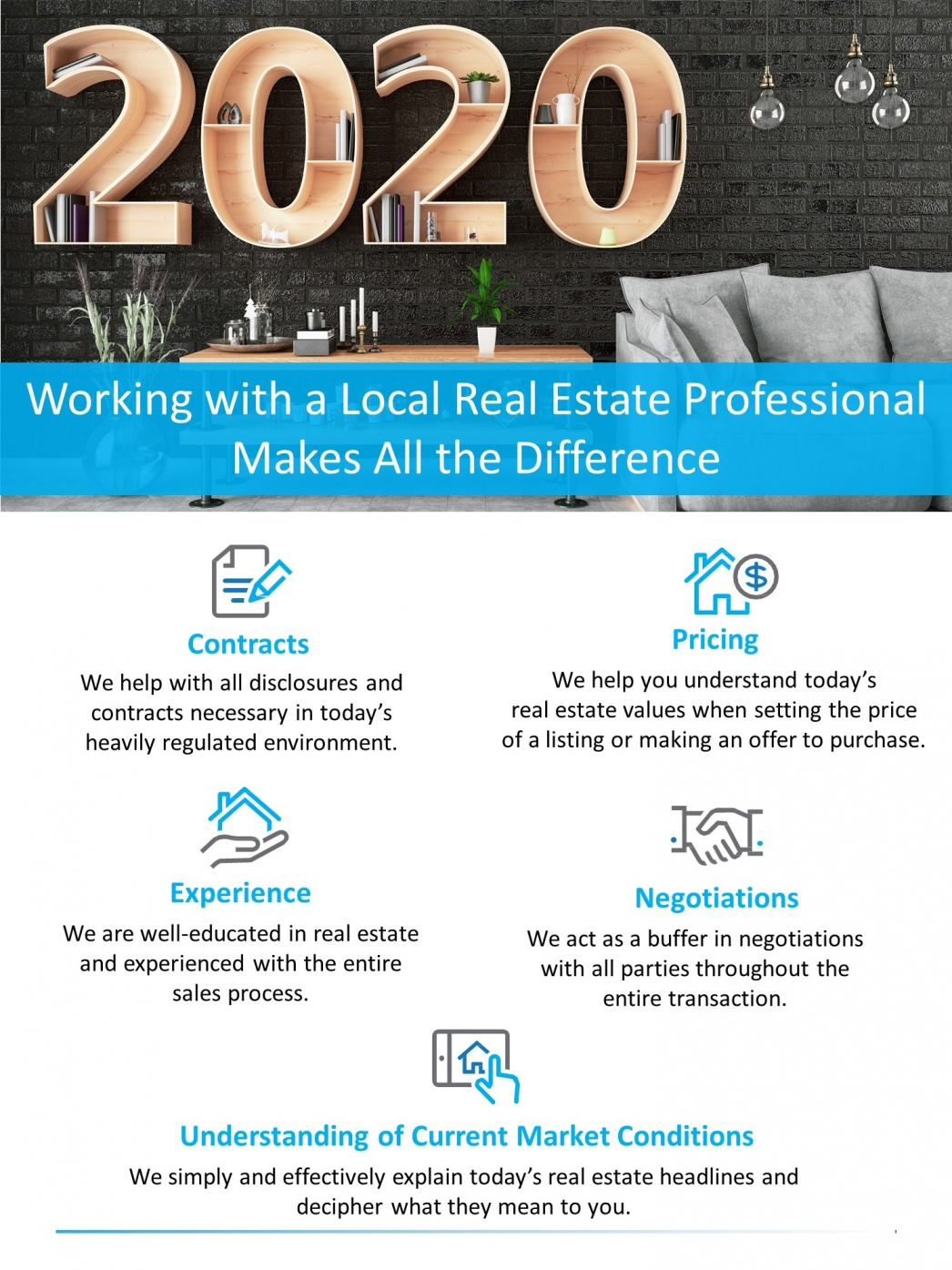 Working with a Local Real Estate Professional Makes All the Difference [INFOGRAPHIC]   MyKCM