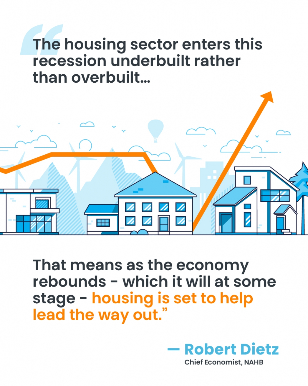 The Housing Market Is Positioned to Help the Economy Recover [INFOGRAPHIC] | MyKCM